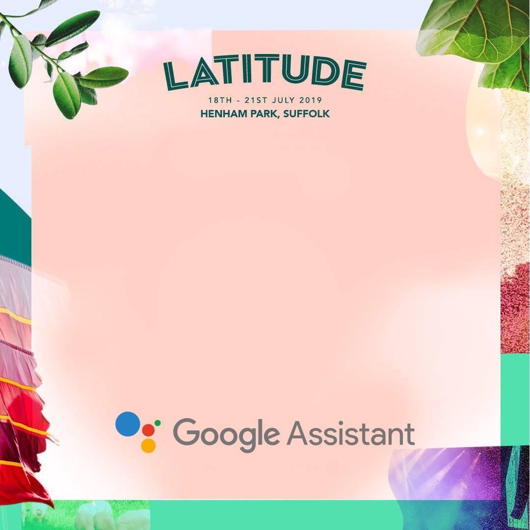 GA x Latitude