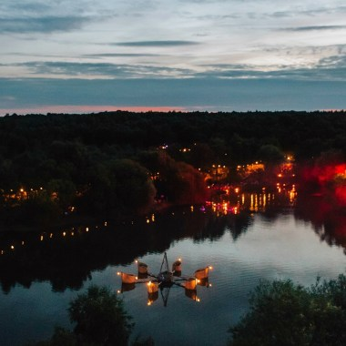 Lost Village news from @lostvillagefest: Darkness falls, adventure calls…