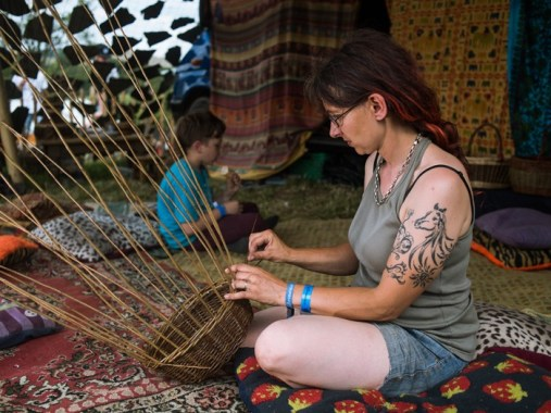 Festival Insights NEWS: Nozstock launches new sustainability-centric Craft Area