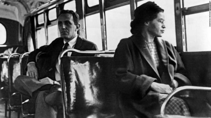 One Love Festival news: 63 years ago, Rosa Parks stood up for civil rights by sitting down