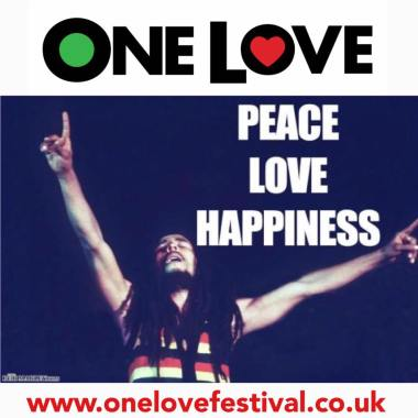 One Love Festival news: A Prophet and a King was he, proclaiming that man should be free -…