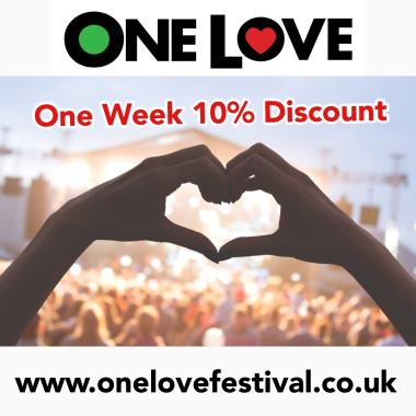 One Love Festival news: Hi there, did you forget to get your tickets? Or are you still trying to convinc…