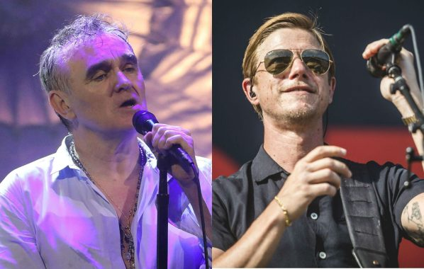 NME Festival blog: Interpol's Paul Banks clarifies his comments on Morrissey's politics ahead of joint tour