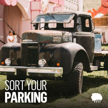 STANDON CALLING news: Get your car parking passes sorted  Advance car parking passes will go off sale …