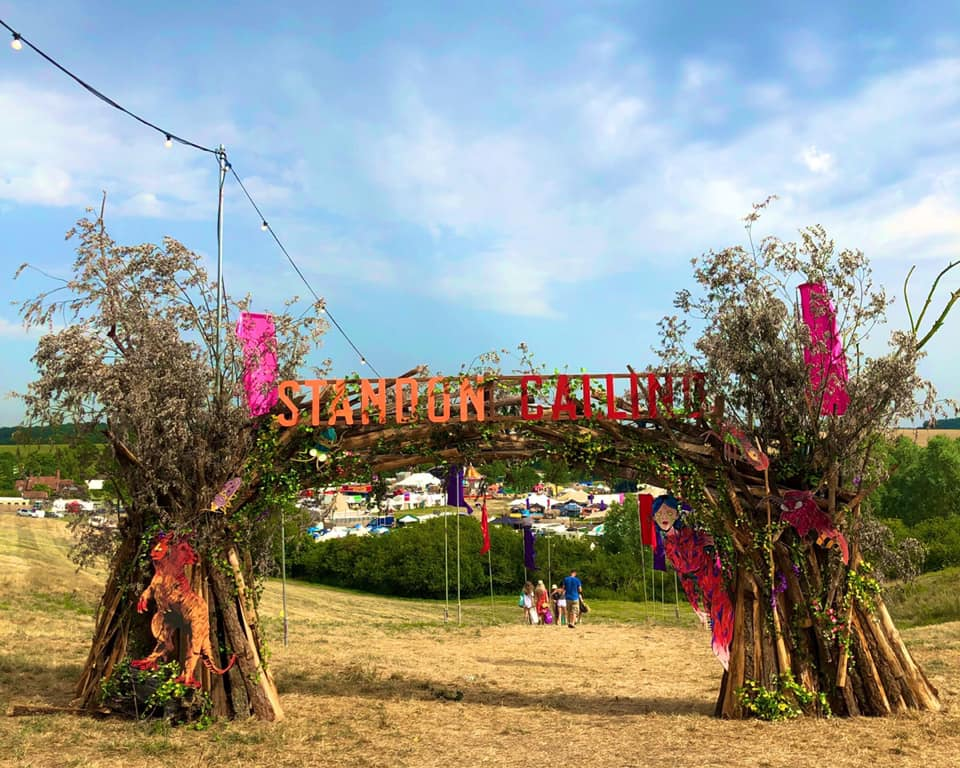 STANDON CALLING news: Roll up, roll up, twisted creatures, STANDON CALLING  IS NOW OPEN! #StandonCalli…