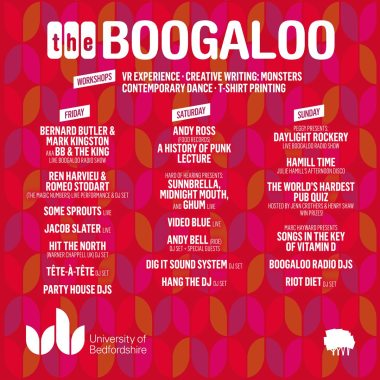 STANDON CALLING news: Things are taking shape in the woods at our brand new stage, The Boogaloo in par…