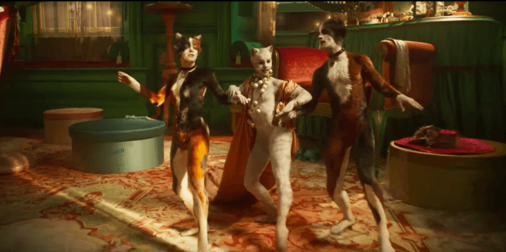 NME Festival blog: Six troubling questions raised by the 'Cats' trailer that's giving the world complicated felines today