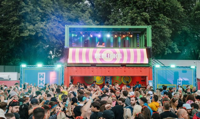 TRAMLINES news: Be sure to check out WKD's stage for more of this action!…