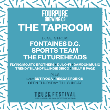 Truck Festival news: Be sure to head to the Fourpure Brewing Co. Tap Room! With Late Night DJ's, Dail…