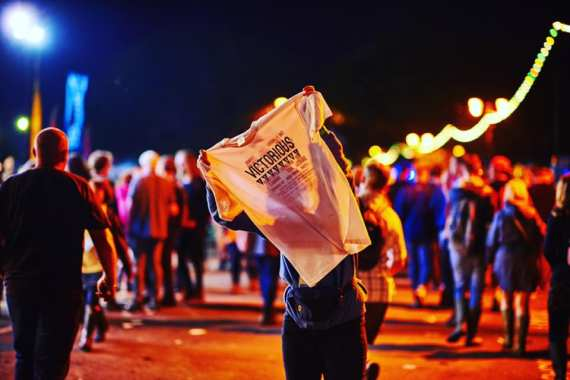 Victorious Festival news: Nearly time to dig out that Victorious tee  what year have you got?