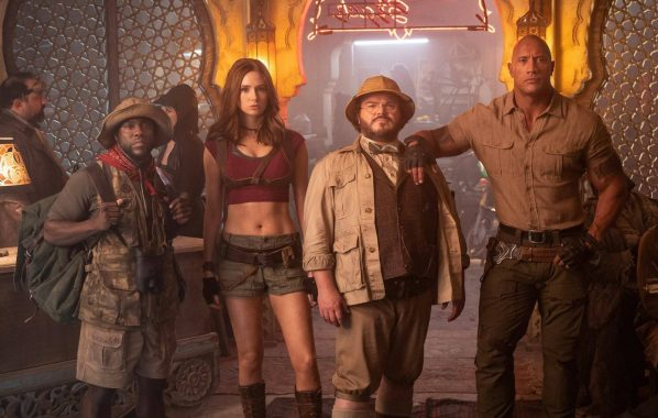 NME Festival blog: Watch the action-packed first trailer for 'Jumanji: The Next Level'
