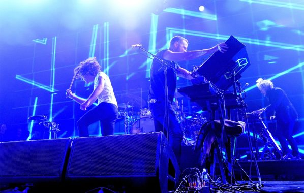 NME Festival blog: M83 announce new album inspired by 80s video game music