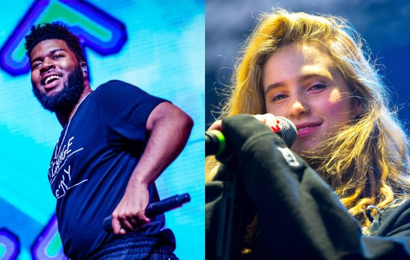 NME Festival blog: Watch Khalid and crew surprise Clairo in 'Sesame Street' costumes for her 21st birthday