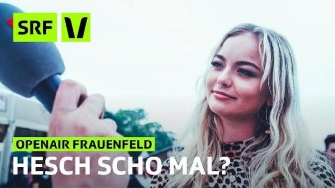 FESTIVAL HIGHLIGHTS: Openair Frauenfeld: Hesch scho mal? | Festivalsommer 2019 | SRF Virus