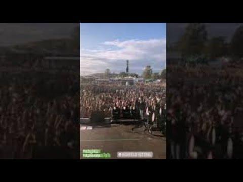 FESTIVAL HIGHLIGHTS: Ufo361 Auftritt beim Highfield Festival