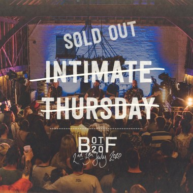 Barn on the Farm news: Madness – you lot have sold out our presale and completely sold out our Intimate…