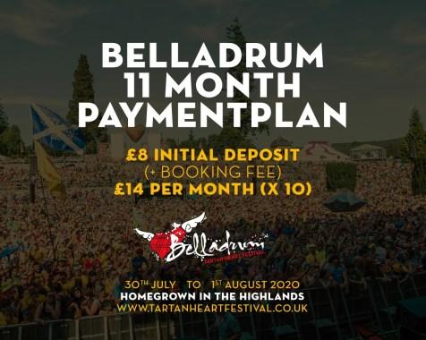 Belladrum Tartan Heart Festival  news: 3, 2, 1 ……GO!…