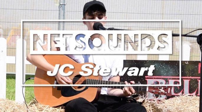 Belladrum Tartan Heart Festival  news:  JC Stewart Bones (Netsounds Session | Belladrum Tartan Heart Festival 2019)