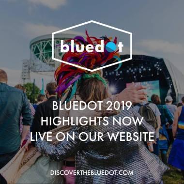 Bluedot Festival news:  bluedot 2019 highlights.