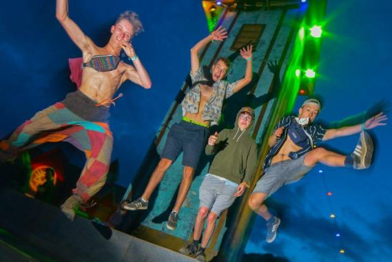 Boomtown Fair 2019 – windy but wonderful as ever