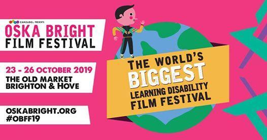 Brighton Festival news: Oska Bright Film Festival 2019