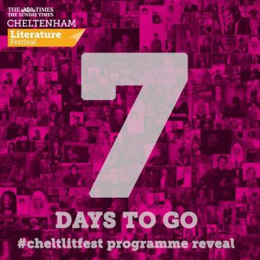 Cheltenham Festivals news : We're so excited to show you what we have coming up for our 70th #cheltlitfest c…