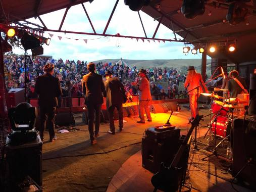 Farmer Phil's festival news: View from the stage as the Neville Staple Band delivered a masterclass in 2Tone!…