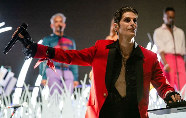 NME Festival blog: Perry Farrell says that Lollapalooza is coming to the UK