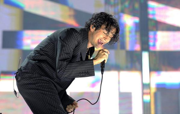 NME Festival blog: Watch The 1975 premiere unheard music from 'Notes On A Conditional Form' at Reading Festival