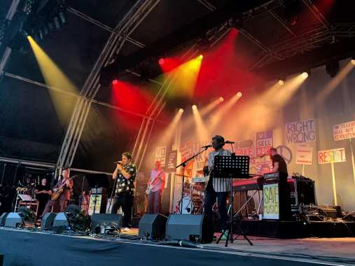 Glastonbury Abbey Musical Extravaganza news : Our Glastonbury Abbey Extravaganza headliners, The Specials (Official), are her…