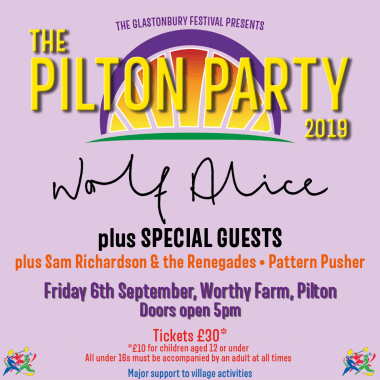 Glastonbury Festival news: Tickets for this year's Pilton Party at Worthy Farm on Sept 6 – co-headlined by …