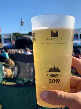 Hastings Beer and Music festival news : Reusable Cups and Summer Festivals….