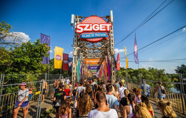 NME Festival blog: Never got over the post-Glasto blues? Here's 11 ways to cure them at the Budapest's brilliant Sziget Festival next week