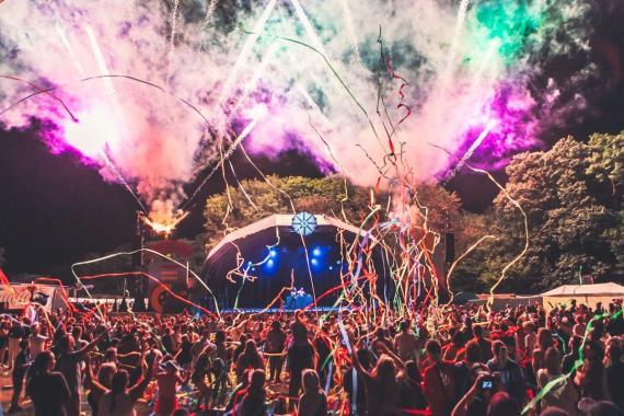 Leefest The Neverland Festival news: Neverworld Festival review