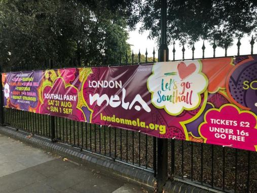 London Mela news: If you see the #LondonMela powered by Let's Go Southall on #SouthallPark #Uxbrid…