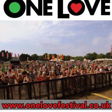 One Love Festival news: 7yrs Ago we were opening our doors at Hop Farm – One Love Festival 2012 – it was…