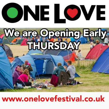 One Love Festival news: Thursday Opening – One Love Festival 2019