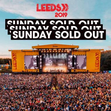 READING & LEEDS FESTIVAL NEWS:  Sunday Day Tickets for #LeedsFestival are now SOLD OUT!  Cop remaining tickets …