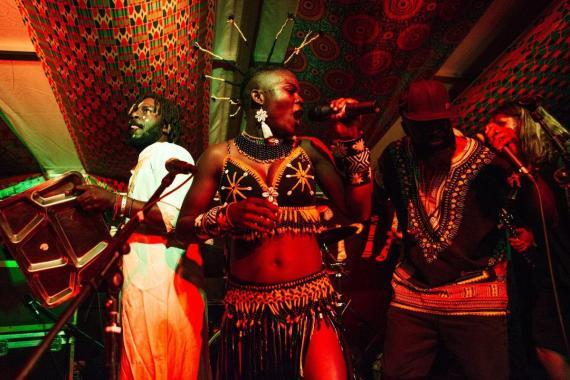 Shambala Festival news: Well, last night was a bit of alright wasn't it!…