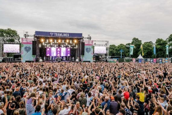 TRAMLINES news: All the highlights and portraits from Tramlines 2019! Take us back!…