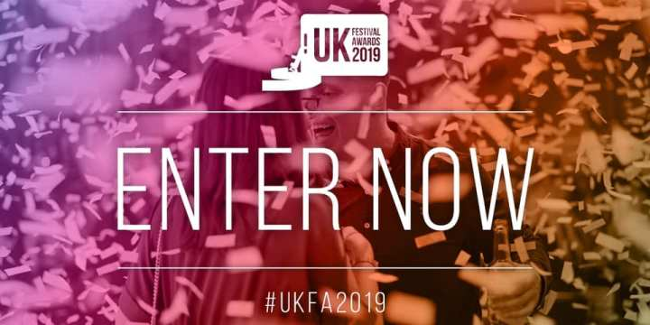 UK Festival Awards news: ENTRIES FOR 2019 ARE OPEN!…