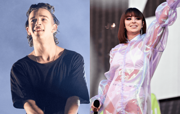 NME Festival blog: The 1975's Matty Healy shares details of a collaboration with Charli XCX