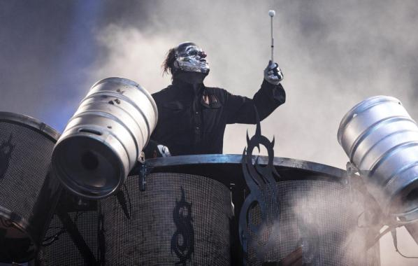 NME Festival blog: Slipknot's Clown talks plans to bring Knotfest to the UK