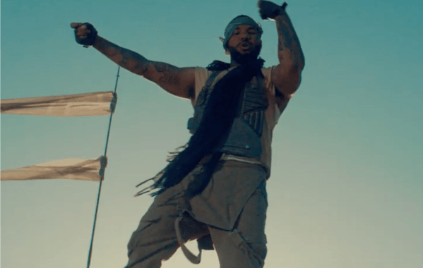 NME Festival blog: The Game channels 'Mad Max' in video for fiery new single 'West Side'