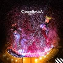 "Image may contain: text that says ""Creamfields 2021"""